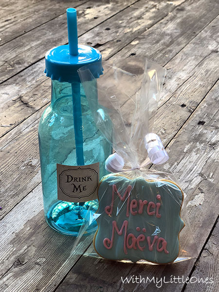 Favors for surprise bag